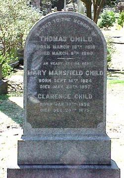 Thomas Child, Jr