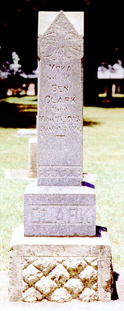 "Moka ""Little Woman"" Clark"