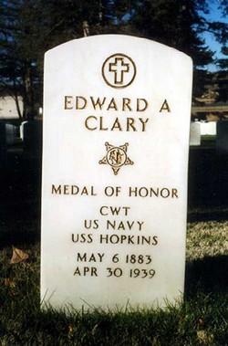Edward Alvin Clary