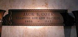 Jack B. Cohn
