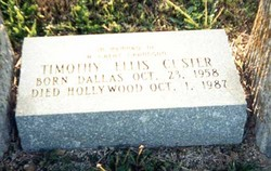 Timothy Ellis Custer