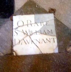 Sir William D'Avenant