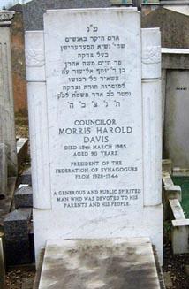 Morris Harold Davis