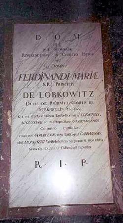 Ferdinand Marie de Lobkowitz