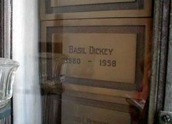 Basil Dickey