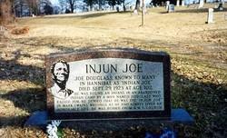 "Joe ""Indian Joe"" Douglass"