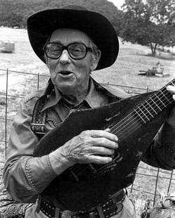 """Jimmy Corbett """"Jimmy Driftwood"""" Driftwood"""