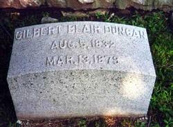 Gilbert Blair Duncan