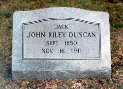 "John Riley ""Jack"" Duncan"