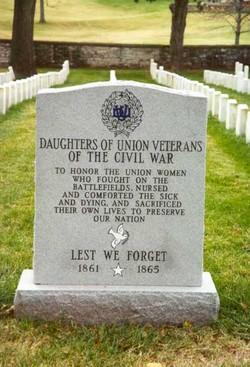 D.U.V. Memorial for Union Women