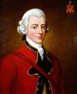 Sir Robert Eden Bart Baronet