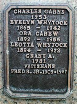 Fred R. Feitshans, Jr