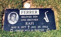 """Rafael """"Rafi"""" Ferrer"""