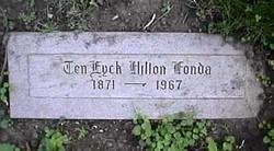 Ten Eyck Hilton Fonda, Jr
