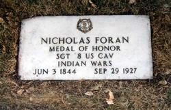 Nicholas Samuel Foran