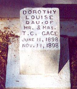 Dorothy Louise Gage