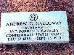 Andrew Galloway