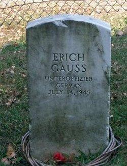 Erich Gauss