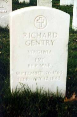Richard Estes Gentry