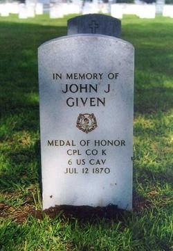 John J. Given