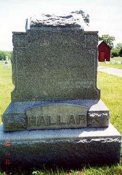 George Washington Haller