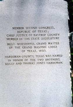 Thomas Jones Hardeman