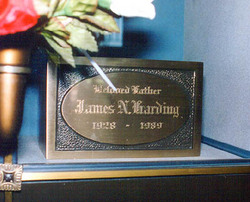 "James N. ""Mr. Jim"" Harding"