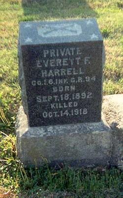 Everett F. Harrell