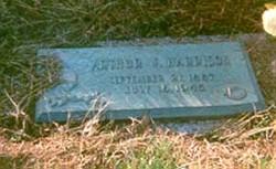 Arthur William Harrison
