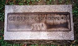 Gertrude Harrison