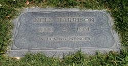 Nell <I>Davenport</I> Harrison