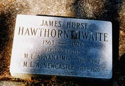 James Hurst Hawthornthwaite