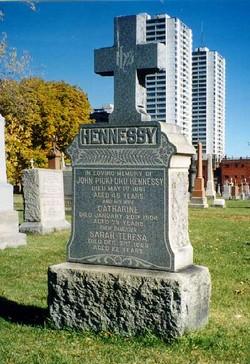 John Pickford Hennessy