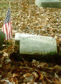 Daniel Hevey