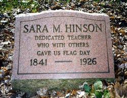 Sara M. Hinson