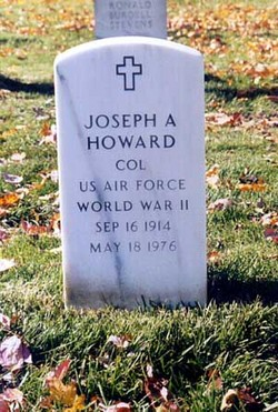 Joseph A Howard