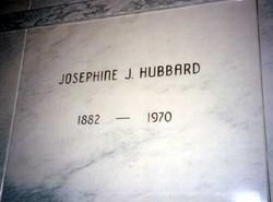 Josephine <I>Jackson</I> Hubbard