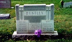 Thomas Elliott Huntley