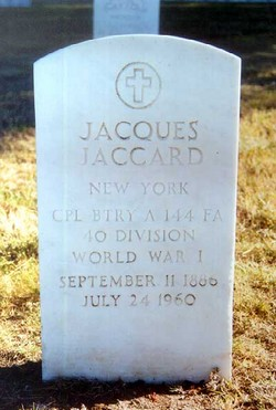 Jacques Jaccard