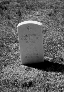 Grover Cleveland Jones