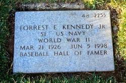 """Forrest E. """"Frosty"""" Kennedy"""