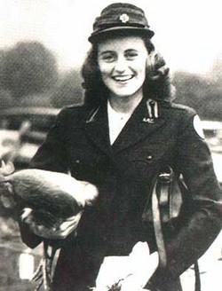 "Kathleen Agnes ""Kick"" <I>Kennedy</I> Cavendish"