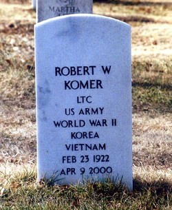 Robert William Komer