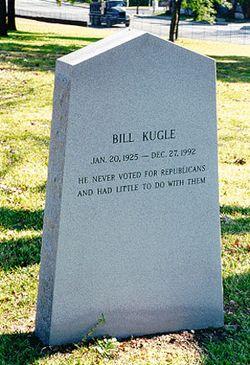 William Herrell Kugle, Jr