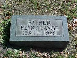 Henry Lange