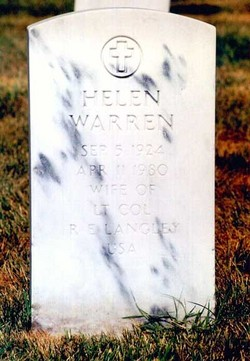 Helen W. Langley