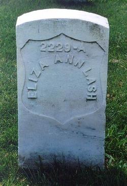 Eliza Ann Lash