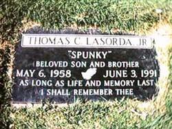 "Thomas Charles ""Spunky"" Lasorda Jr."