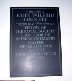 John Wilfrid Linnett
