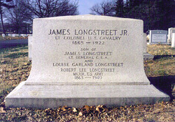 Col James Longstreet, III